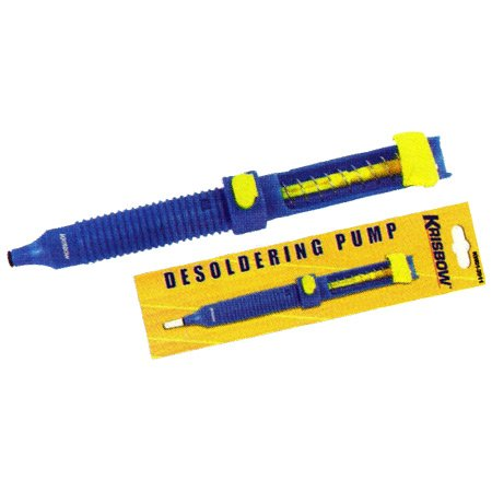 KRISBOW KW0102912 Desoldering Pump KW01-2912