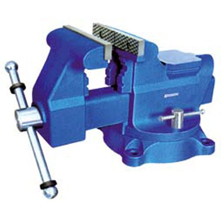 KRISBOW KW0400362 American Bench Vise 4 Inch with Swivel Base type:KW0400363