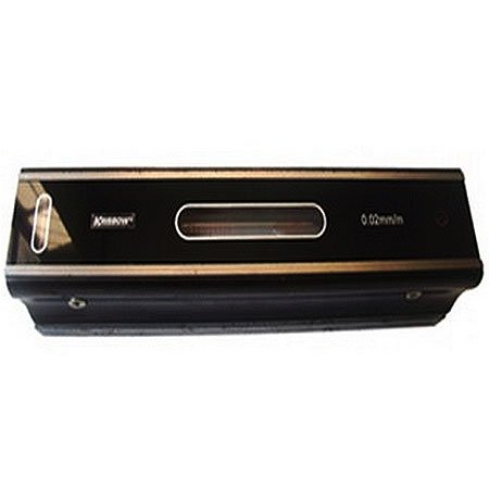 KRISBOW KW0600102 Spirit Precision Level 150MM Ruler Type type:KW0600104