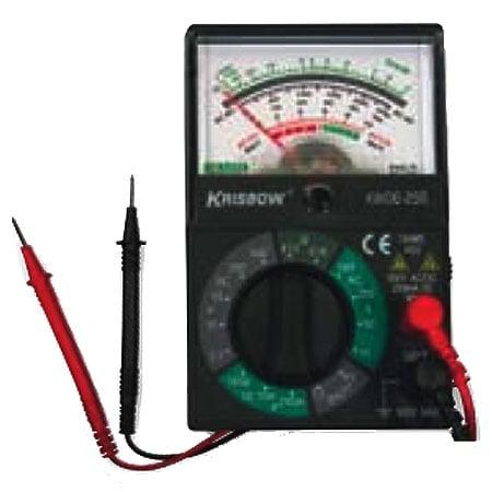 KRISBOW KW0600266 Analog Multimeter Small type:KW0600299