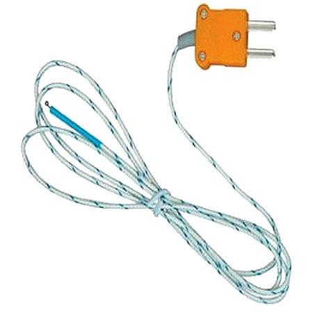 KRISBOW KW0600297 Temp Probe Solid & Liquid 0-250 Celcius type:KW0600298