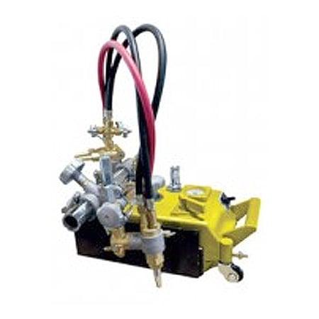 KRISBOW KW1400154 Gas Cut Machine with Rail, Max Type type:KW1400155