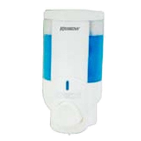 KRISBOW KW2001239 Soap Dispenser 200ML Single White type:KW2001240