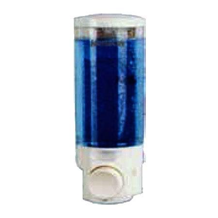 KRISBOW KW2001247 Soap Dispenser 400ML Single Silver  type:KW2001248