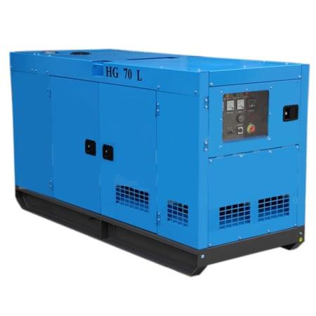 HARGEN Lovol Diesel Generator 4 Silinder 45Kva With Daigenko