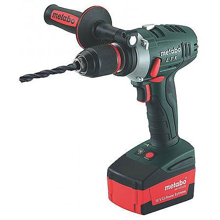METABO Cordless Drill Implus BS18LTX