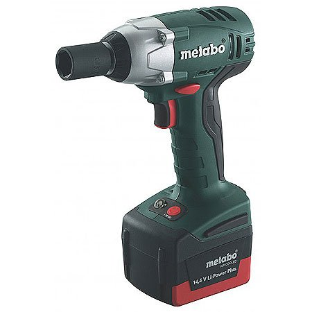 METABO Cordless Impact Wrench SSW14.4LT