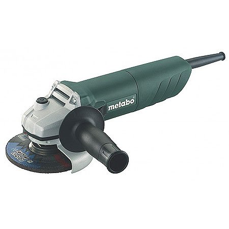 METABO Angle Grinder Cpl W72-100 Type W8-100 4 Inch