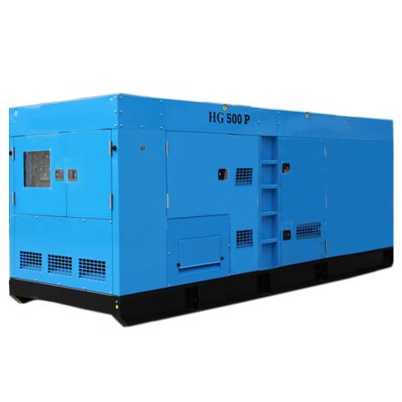 HARGEN Perkins Diesel Generator 500 Kva With Stamford