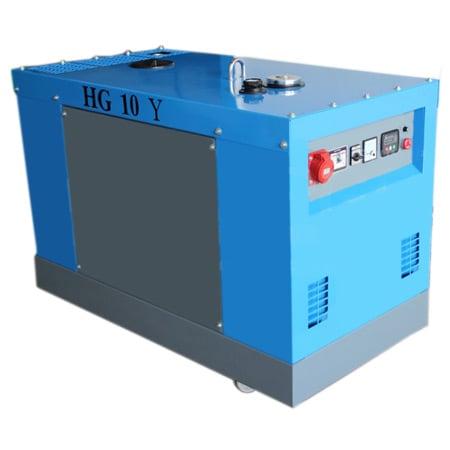 HARGEN Yanmar Diesel Generator Silent 12.5 Kva With Stamford