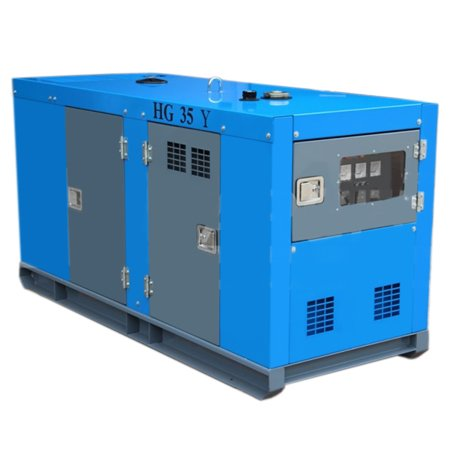 HARGEN Yanmar Diesel Generator Silent 60 Kva With Stamford