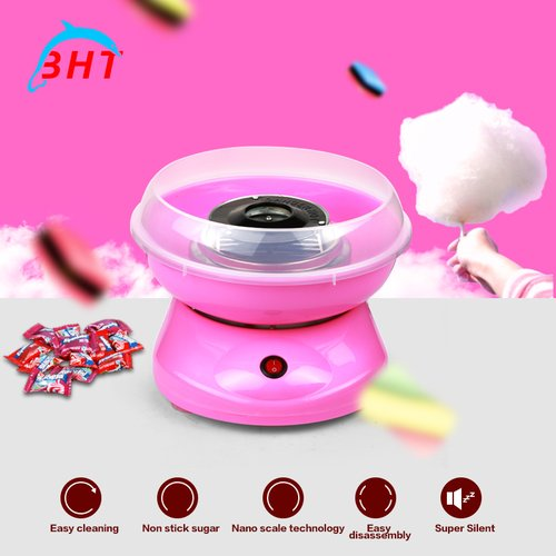 harga Berlian Improvement 2016 mini portable Electric DIY Sweet cotton candy maker cotton candy sugar machine for children girl boy gift 500w cotton candy maker Ralali.com