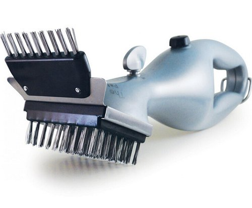 Berlian Improvement grill cleaner grill steam brush Handheld