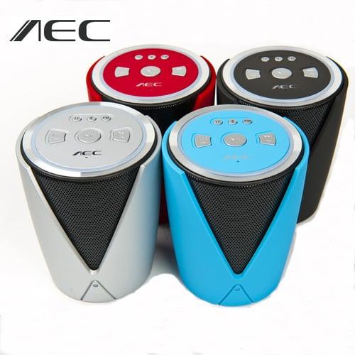 AEC Wireless Portable Bluetooth Radio Speakers BQ-616