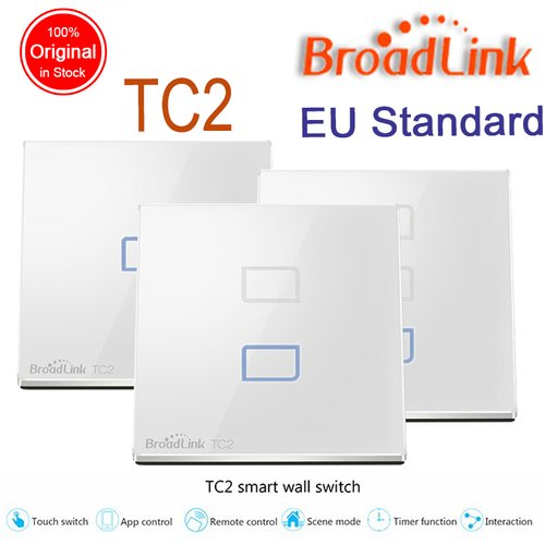 BROADLINK TC2 EU Standard 1 2 3 Gang Optional