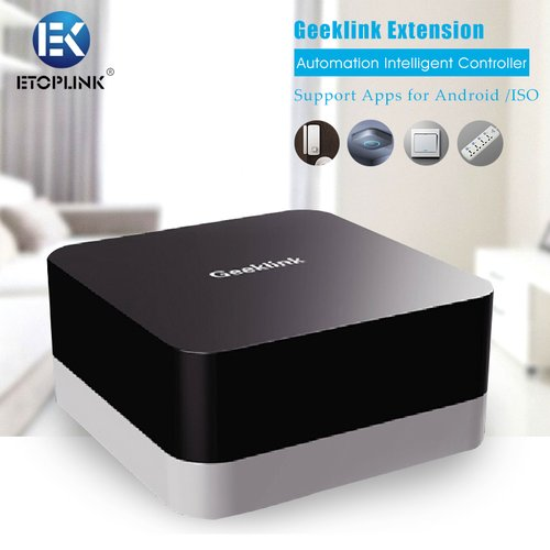 GEEKLINK Extension Smart Home Auto Intelligent Controller