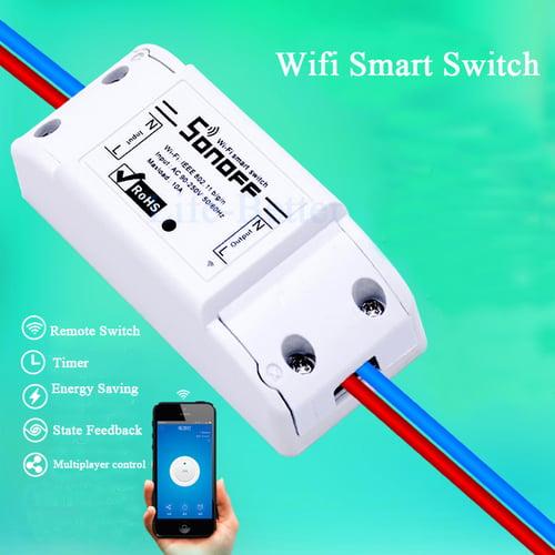 ITEAD Sonoff Smart Home Remote Control Wireless Switch