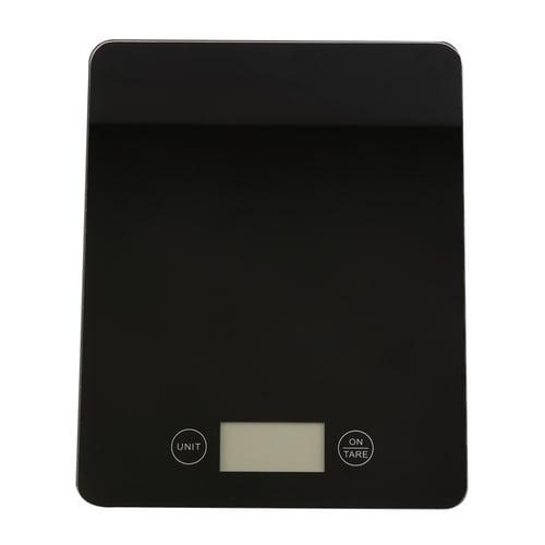 Raksasa Elektronik 5KG/1g NEW Digital LCD Display Kitchen Scale Tempered Glass Touch Buttons ZC383401~ZC383403