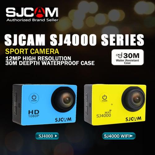 Original SJCAM SJ4000 Series SJ4000 & SJ4000 WIFI Action Camera Waterproof Camera 1080P HD Sport DV sj4000 and SJ4000wifi