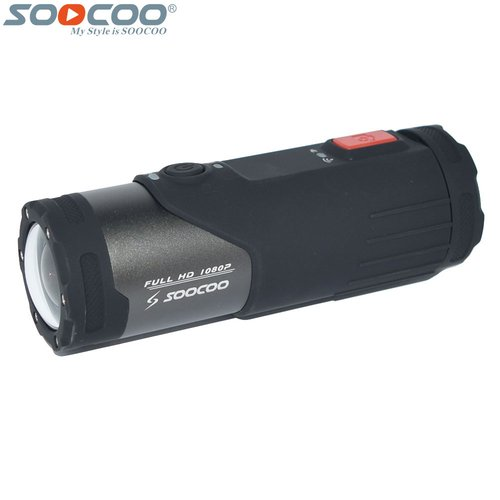 SOOCOO S20WS WIFI Sports Action Camera Full HD1080P 170 Degree Wide Angle Waterproof 10m Sports Camcorder S20WS