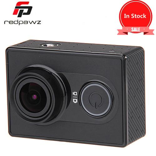 xiaomi Xiaomi Yi Action Z23L EU Version Sports Camera WiFi BT4.0 16MP 1080p HD 155 Degree Wide Lens Xiaomi yi